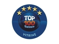 Selo Top 100 Banners